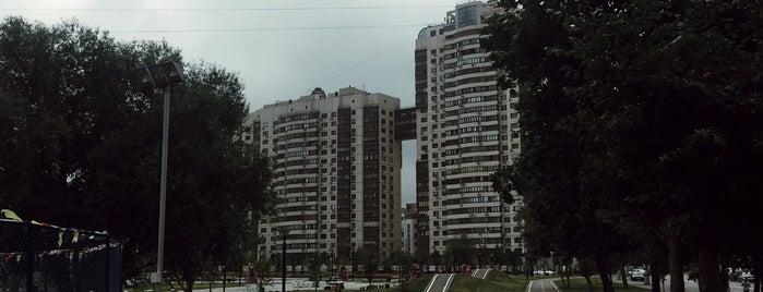 Парк 70-летия Победы is one of Игорь : понравившиеся места.