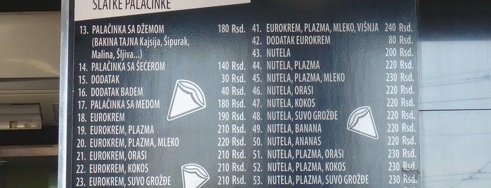Njegoševa palačinka is one of Posti che sono piaciuti a Bojan.