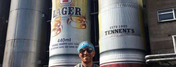 Tennent Caledonian Breweries is one of Awesome UK.