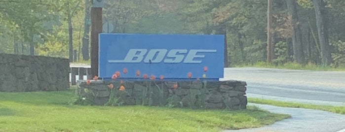 Bose Corporation is one of Workplace.
