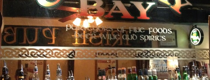 Galway Bay Irish Restaurant is one of Diners, Drive-Ins & Dives 3.