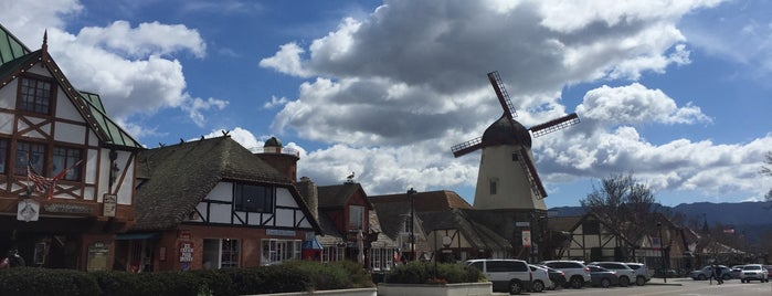 City of Solvang is one of Best in California.