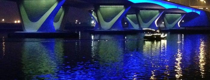 Garhoud Bridge is one of Fernando 님이 좋아한 장소.