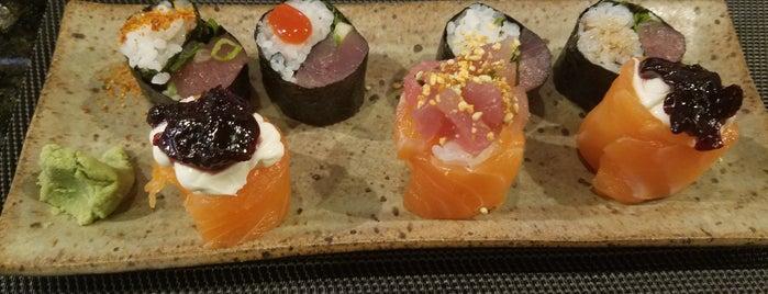 Eat Sushi is one of Locais curtidos por Carlos.