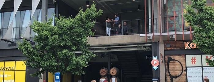 City Winery Atlanta is one of Orte, die Dee Phunk gefallen.