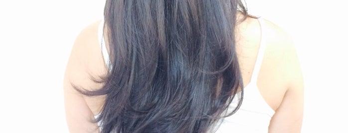 efoxx HAIR is one of Ali : понравившиеся места.