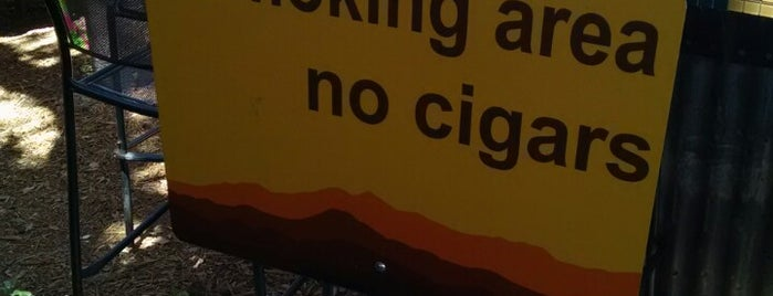 Cigar Unfriendly