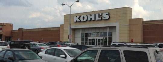 Kohl's is one of kevinさんのお気に入りスポット.