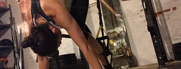 Han Swole-o Fitness Center is one of Lauren'in Beğendiği Mekanlar.