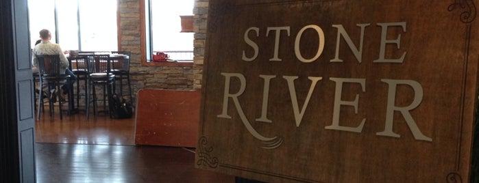 Stone River is one of Cox Wedding - May 25, 2014 | #gocox.