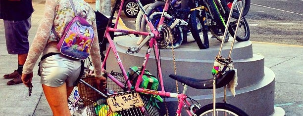 Bicycle Sculpture is one of Portlandia Pilgrimage.
