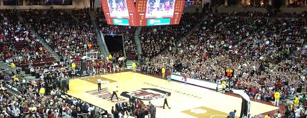 Colonial Life Arena is one of Sporting Venues To Visit.....