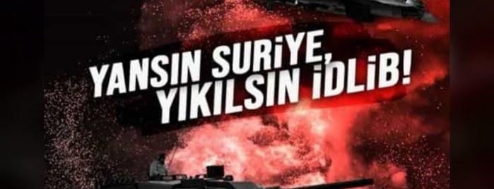 Tekke Parkı is one of Gezme.