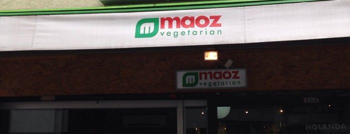 Maoz Vegetarian is one of Vegs & Friends SP.