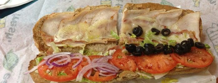 Subway is one of Gittiğim Yerler.