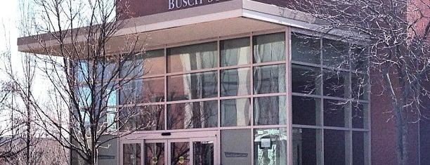 Busch Student Center (SLU) is one of Charron 님이 좋아한 장소.
