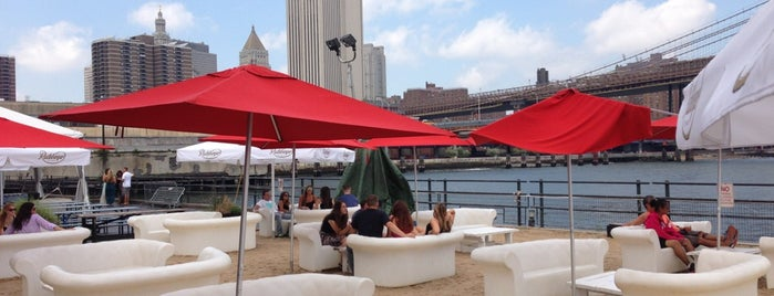 Beekman Beer Garden is one of Hidden Gems of Lower Manhattan.