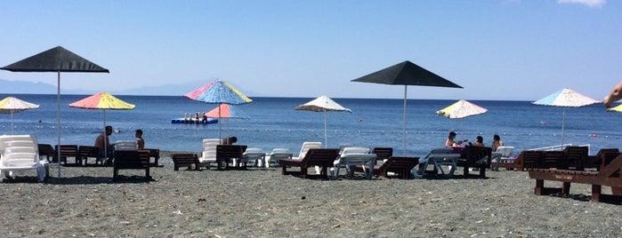 Güneşlikent Plajı is one of izmir.
