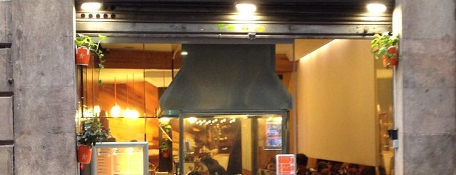 Wok to Walk is one of Barcelona centre.