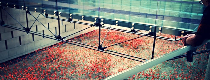 National World War I Museum and Memorial is one of Lonely Planet's Must Hit List in #KC.