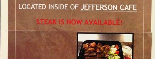 Jefferson Cafe is one of Erin'in Beğendiği Mekanlar.