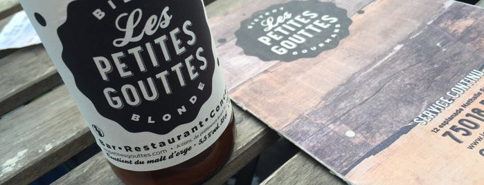 Les Petites Gouttes is one of Liste Paris Salé.