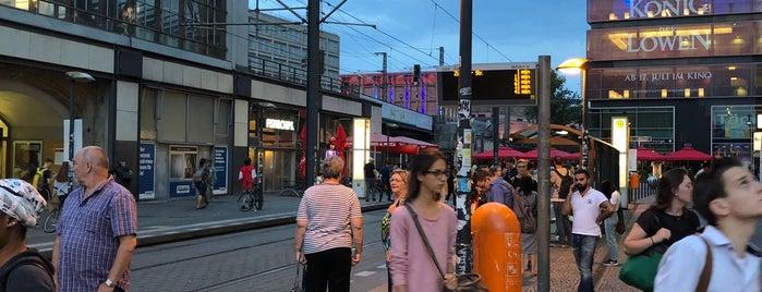 H S+U Alexanderplatz / Gontardstraße is one of Posti che sono piaciuti a Djordje.