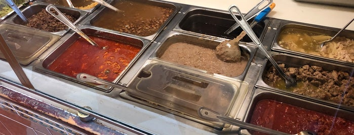 Chino's Taqueria is one of SF Bib Gourmand.