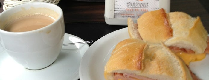 Gran Royalle Casa de Pães is one of Bakeries, Coffee Shops & Breakfast Places.