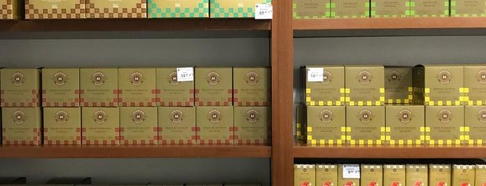 Munik Chocolates is one of Posti che sono piaciuti a Rocío.
