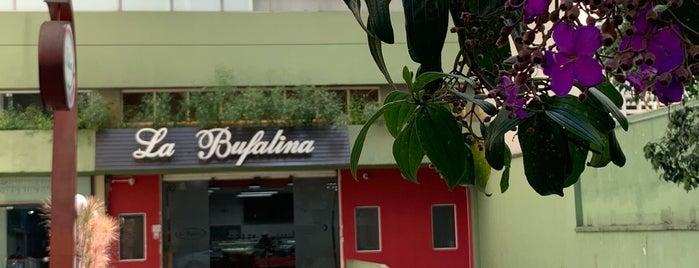 La Bufalina is one of Locais salvos de Fabio.