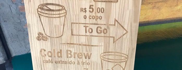 TEM Café - Torrado e Moído is one of สถานที่ที่ Fernanda ถูกใจ.