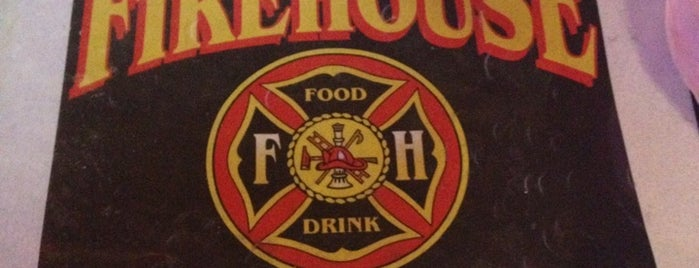 Firehouse Restaurant is one of Where I've been.