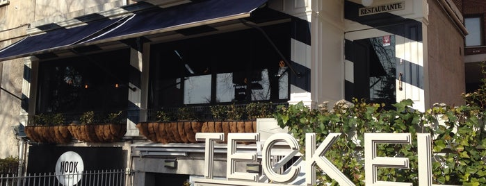 Teckel is one of Madrid.