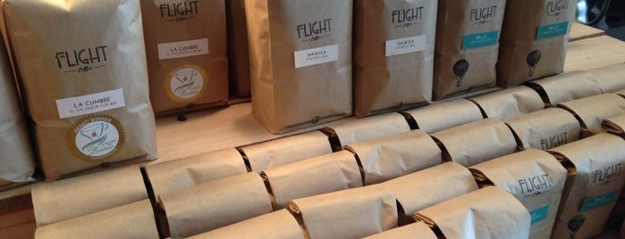 Flight Coffee Hangar is one of Wellington 2019.