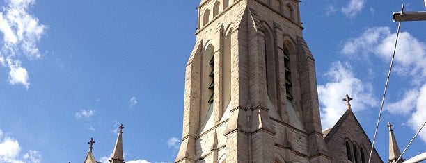 Old First Reformed Church is one of สถานที่ที่ Robert ถูกใจ.