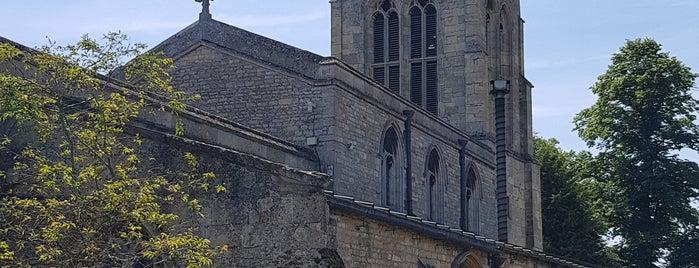 St. Peter Church Barrowden is one of Lieux qui ont plu à Cice.
