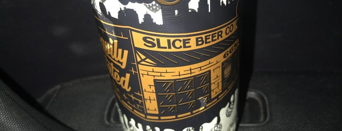 Slice Beer Company is one of Yet to Visit.