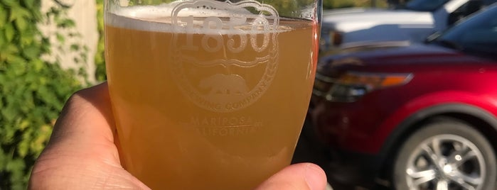 1850 Brewery is one of Locais salvos de Marcus.
