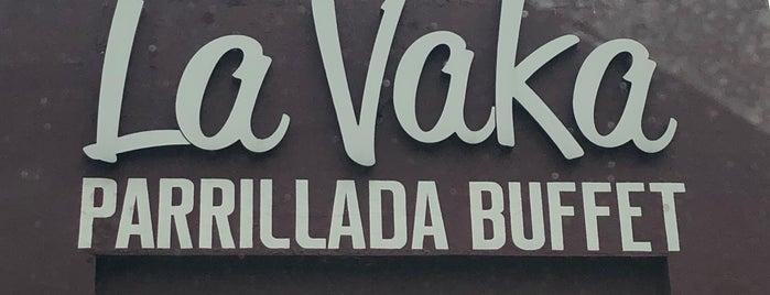 La Vaka is one of Quiero ir a comer.