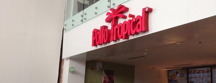 Pollo Tropical is one of Lugares favoritos de Mario.