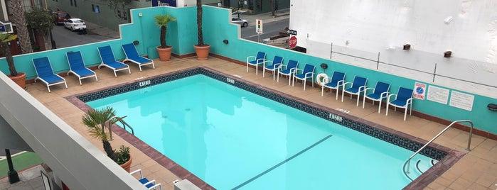 Best Western Americania Pool is one of SF.