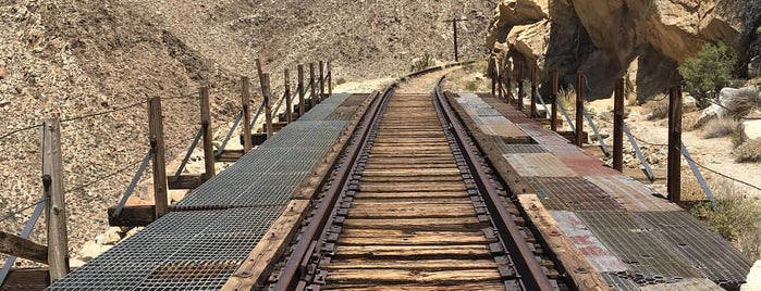 Goat Canyon Trestle is one of RV vacation.