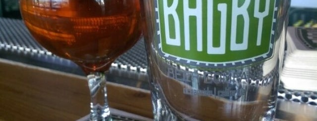 Bagby Beer Company is one of SD Breweries.