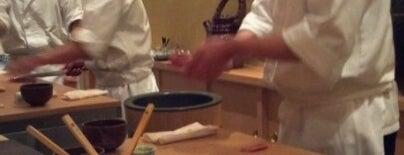Kabuto Edomae Sushi is one of Eating Las Vegas: 50 Essential Restaurants 2013.