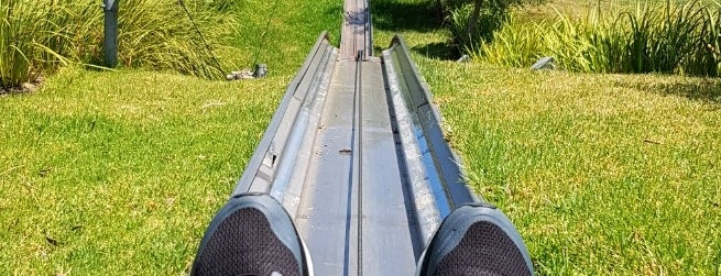 Cool Runnings Toboggan Track is one of South africa.