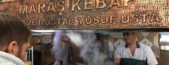 Maraş Kebap is one of Locais curtidos por Metin.