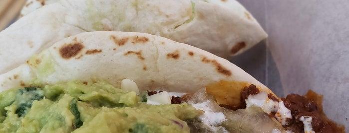 Guacamole Authentic Mexican Taqueria is one of Take zucchini.