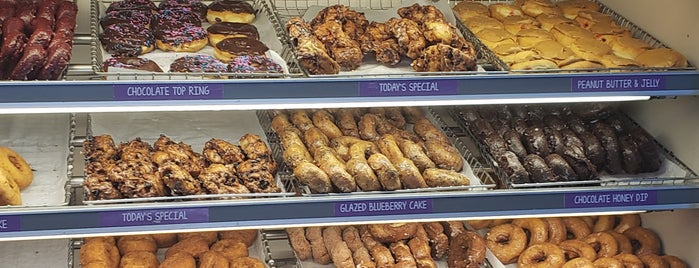Ridge Donut Cafe is one of NY State.