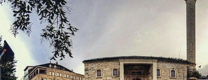 Aziziye (Yalı) Camii is one of Altınordu.